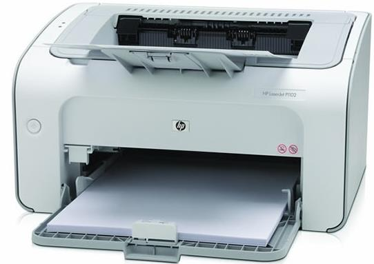 Harga Printer HP Laserjet P1102