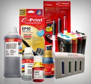 Harga Tinta Isi Ulang Printer Canon