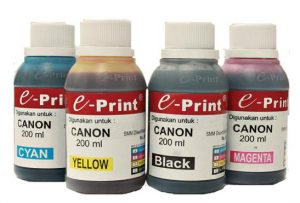 Harga Tinta Printer Canon