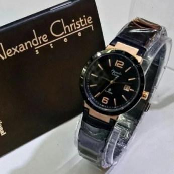 Jam Tangan Alexandre Christie Wanita Terbaru