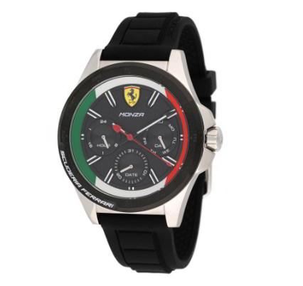 Jam Tangan Ferrari Asli
