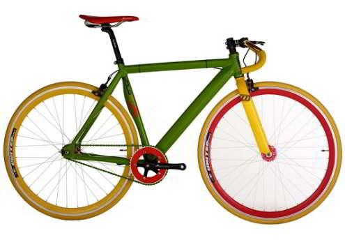 Gambar Sepeda Fixie Terbaru