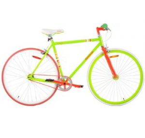 Sepeda Fixie Reebok Terbaru