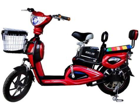 Sepeda Listrik Murah