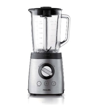 Blender Philips Kaca