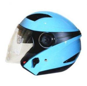 Gambar Helm Zeus Half Face