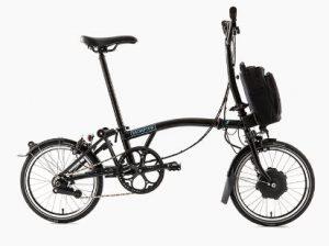 Gambar Sepeda Lipat Brompton