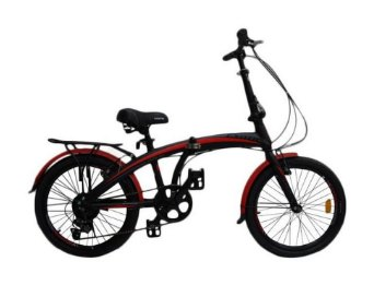 Gambar Sepeda Lipat Exotic