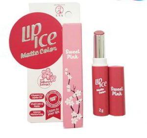 Lip Ice Matte Color