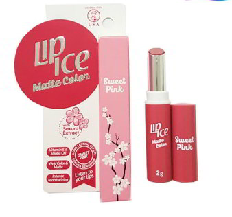 Lip Ice Matte Color