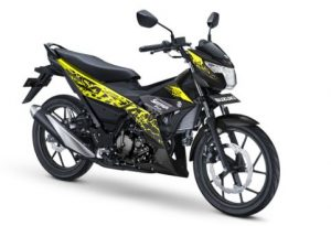 Motor Suzuki Satria Terbaru