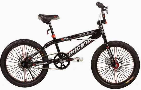 Sepeda Pacific BMX