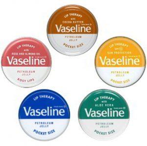 Vaseline Lip Therapy Tin