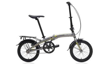 Sepeda Lipat Polygon Terbaik