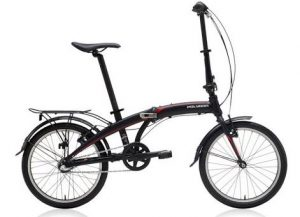 Sepeda Lipat Polygon Terbaru